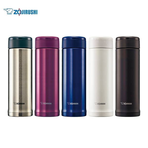 [ZOJIRUSHI 象印]0.5L SLiT不鏽鋼真空保溫杯 SM-AGE50
