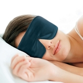【Sleep Master】 精品 睡眠用  藍色眼罩
