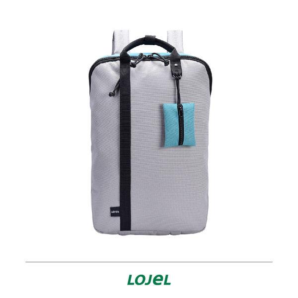 LOJEL TAGO TRAVEL13吋筆電 輕旅後背筆電包 灰色