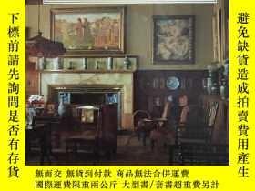 二手書博民逛書店Victorian罕見and Edwardian Furniture and Interiors 維多利亞與愛德華