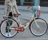 自行車女式成人單車輕便通勤普通代步老式變速成年男學生淑女 潮流衣舍
