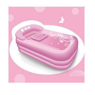 創意生活日用/曼波魚充氣浴缸 4公斤