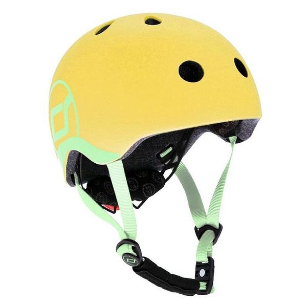 奧地利Scoot & Ride 安全帽 XXS(Asia)-萊姆[衛立兒生活館]