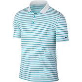NIKE ICON STRIPE男子排汗短袖POLO杉(藍)725532-429