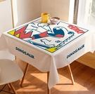 桌布防水防燙防油免洗