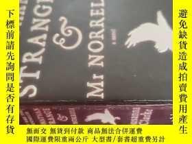 二手書博民逛書店【英文原版】Jonathan罕見Strange & MR Norrell 英倫魔法師( 如圖)Y25633 S