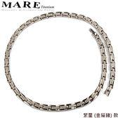 【MARE-純鈦項鍊】系列:繁星 (金屬鍺)  款