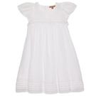洋裝 I Love Gorgeous 純白鏤空花邊蕾絲短袖洋裝 SS14FC89WH