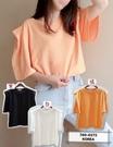[預購+現貨]韓國-造型澎袖T(3色)-上衣-74002720 -pipima-53