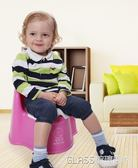 兒童坐便器男寶寶馬桶坐便器女嬰幼兒寶寶尿盆小孩坐便凳   igo  琉璃美衣