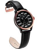 KATINO 奔馳系列碳纖維腕錶-玫塊金 K5735DRBL