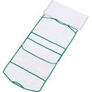 又敗家@日本COGIT可摺疊平攤夾層式防變形洗衣網晾乾曬衣網袋912887(可洗脫水,荷重2公斤)