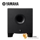 【預購大約等數個月】YAMAHA 山葉 HS8S 8吋主動式超低音監聽喇叭 POWERED SUBWOOFER