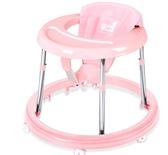 嬰兒學步車多功能防側翻兒童手推可坐助步車