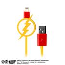 COI+xDC正義聯盟-MFI官方認證Lightning充電傳輸線1.2M 閃電俠-黃