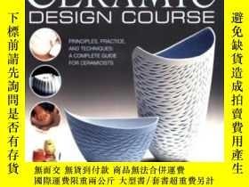 二手書博民逛書店Ceramic罕見Design Course-陶瓷設計課程Y436638 Anthony Quinn B.e.
