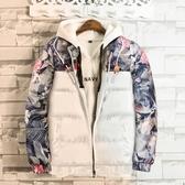 男士冬季外套2020新款羽絨棉服百搭帥氣學生韓版棉衣休閒潮流棉襖