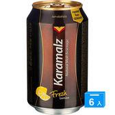 卡麥隆黑麥汁330ML*6罐-檸檬風味【愛買】