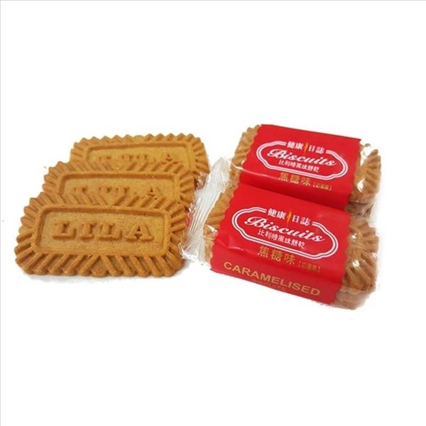健康日誌比利時風味餅乾-焦糖口味 600g【2019040934001】(馬來西亞零食)