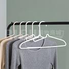 家用防滑不傷領塑料衣架 防風衣服架 陽台晾曬衣掛架批發