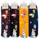 彼得兔/比得兔 全毛巾防滑保暖襪22-24cm(顏色隨機出貨)SK1092[衛立兒生活館]