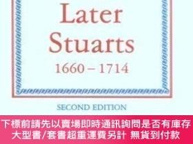 二手書博民逛書店The罕見Later Stuarts 1660-1714 (oxford History Of England)奇