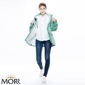 【MORR】Metropolis中性雨衣外套【青石綠】/登山/防水/透濕/透氣/登山/通勤/機車