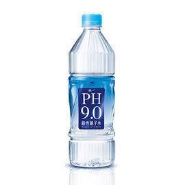 ●統一PH9.0鹼性離子水800ml-6瓶【合迷雅好物超級商城】