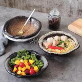 碗   創意日式陶瓷拉面碗大碗泡面碗沙拉碗復古米飯碗湯碗斗笠碗  瑪奇哈朵