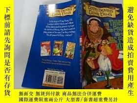 二手書博民逛書店THE罕見THIEF,THE FOOL And THE BIG FAT KING:小偷,傻瓜和大胖子國王Y20
