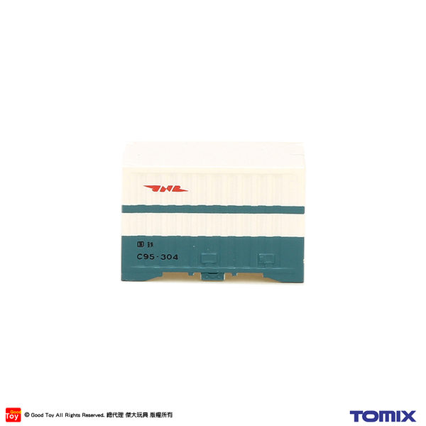 【Good Toy】TOMIX 3109 國鐵冷藏貨櫃 U95形 (3個入)