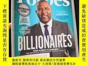 二手書博民逛書店Forbes罕見2018 Special Issue(英文原版)