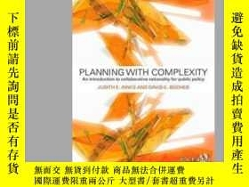 二手書博民逛書店Planning罕見With Complexity: An In