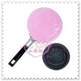 ♥小花花日本精品♥ Hello Kitty 大臉造型 鬆餅烤盤 烤餅 銅鑼燒 景品 粉色 日本限定 11090502