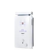 (無安裝)櫻花10公升抗風型ABS防空燒(與GH1021/GH-1021同款)熱水器天然氣GH-1021N-X