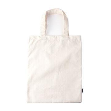 【A4原木帆布袋】購物袋 側背包 白袋 袋子 小物袋 隨身袋 單肩袋 S3072M [百貨通]
