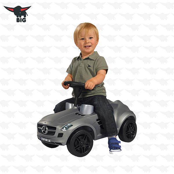 【德國BIG】SLS AMG 兒童學步車/灰色