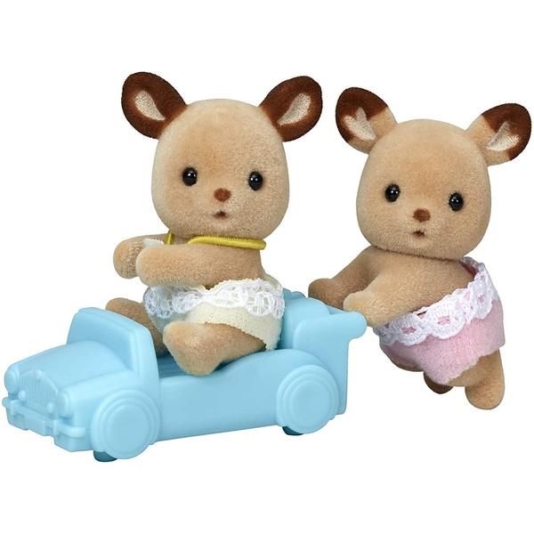 森林家族 小鹿雙胞胎_EP14213