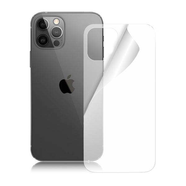 NISDA for APPLE iPhone 12 / 12 Pro 6.1 背面高透光螢幕保護貼(背面使用)-2張