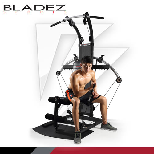 【BLADEZ】BF1-Bio Force 氣壓滑輪多功能重量訓練機