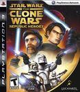 PS3 Star Wars the Clone Wars: Republic Heroes 星際大戰 複製人戰爭:共和國英雄(美版代購)