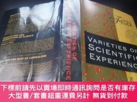 二手書博民逛書店VARIETIES罕見OF SCIENTIFIC EXPERIENCE 1995年 小16開硬精裝 原版英法德意等