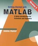 二手書《Getting Started with MATLAB: A Quick Introduction for Scientists and Engineers》 R2Y ISBN:0195150147