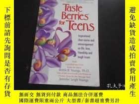 二手書博民逛書店TASTE罕見BERRIES FOR TEENSY20470 B