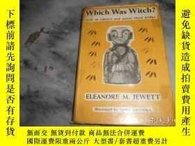 二手書博民逛書店Which罕見Was Witch?Y3210