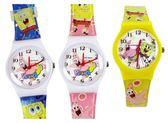 【卡漫城】 派大星 手錶 L 三款選一 ㊣版 海綿寶寶 卡通錶 女錶 男錶 兒童錶 Patrick 膠錶