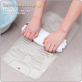 【樂樂購˙鐵馬星空】可折疊洗衣板 洗衣板 洗衣 衣物清潔 PVC材質 露營、外出適用 *(Z07-022)