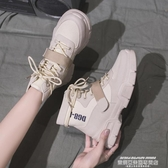 馬丁靴馬丁靴女夏季薄款英倫風ins潮厚底百搭網紅瘦瘦鞋短靴春秋單靴酷 萊俐亞