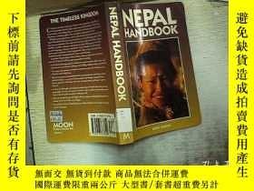 二手書博民逛書店NEPAL罕見HANDBOOK(尼泊爾手冊)21Y180897