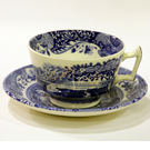 英國Spode早餐杯盤組/咖啡杯組